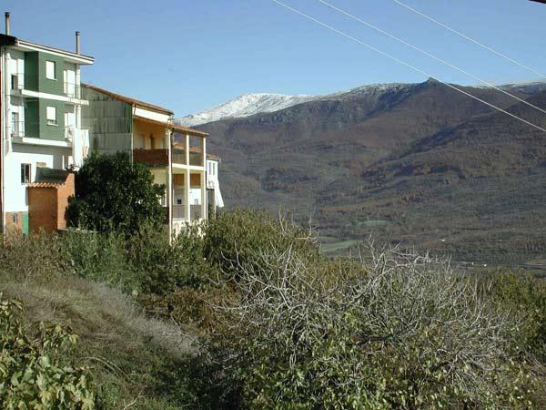 Valle del jerte desde rebollar for Oficina de turismo valle del jerte
